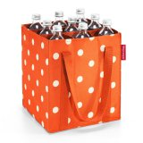reisenthel 9er Bottlebag carrot dots